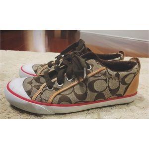 Coach Shoes.